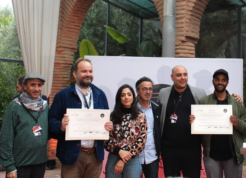 2019 NAAS Prize for Film Circulation