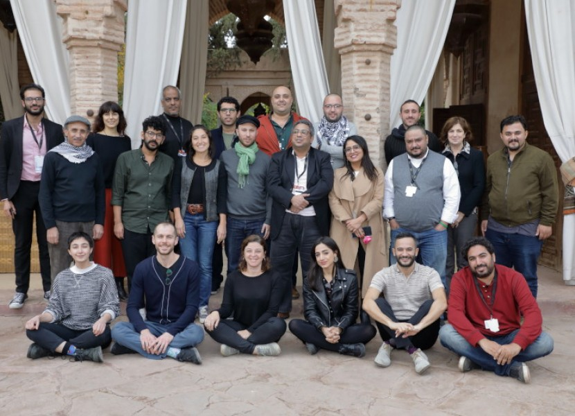 NAAS at the 18th Edition of the Marrakech International Film Festival