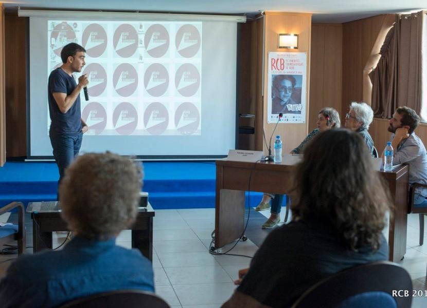"Panel: ""Regional Initiatives for Film"" at the Bejaia Film Festival"