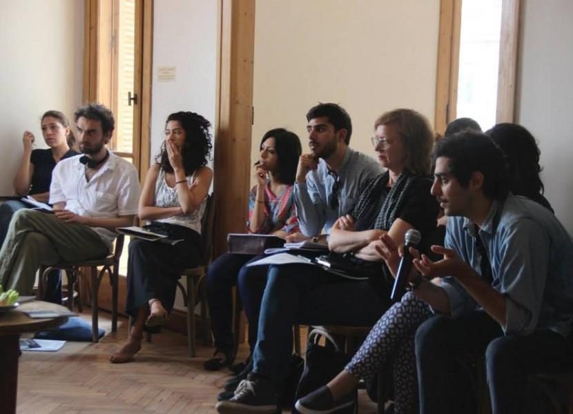 Arab Arthouse Cinema Workshop @ Cimatheque