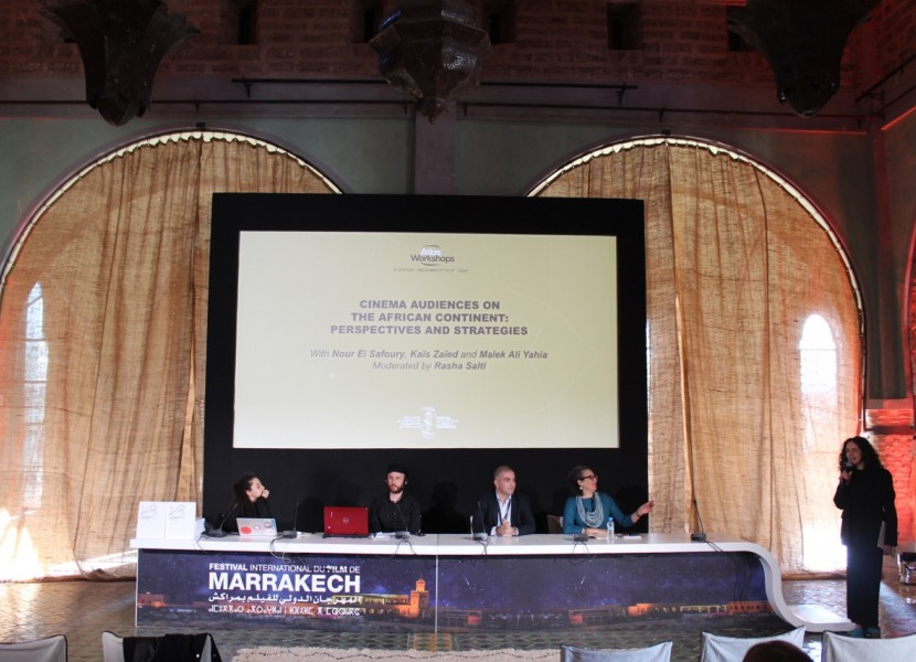 Roundtable discussion: Cinema Audiences on the African Continent: Perspectives and Strategies