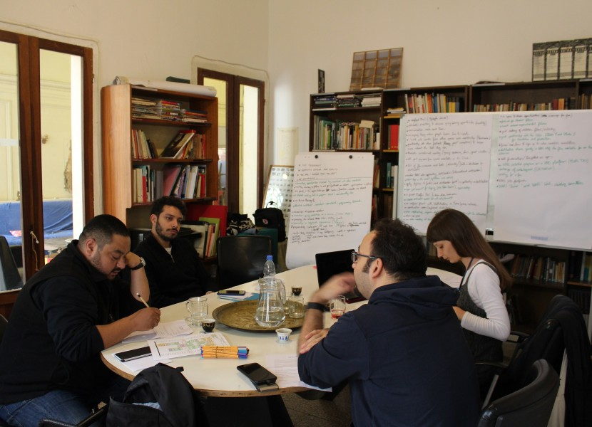 Five NAAS Members Convened in Beirut to Explore New Distribution Schemes for the Network