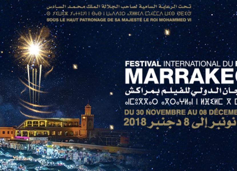 NAAS at the Marrakech International Film Festival 2018
