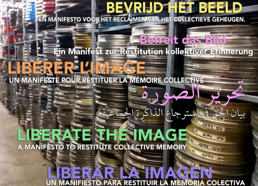 Liberate the Image: A Manifesto to Restitute Collective Memory