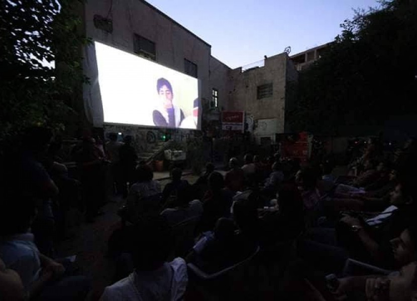 The Samawa Cinema Club opens in December a new screen space in Baghdad, as part of its work with the organization of Burj Babel.